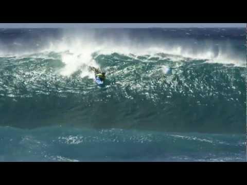 Hawaii 2012 Bodyboard Sessions