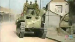【カラー】日本軍 フィリピン・ルソン島配備 九七式中戦車・九五式軽戦車 /  Japanese Tank Type 97 Chi-Ha Type 95 Ha-Go