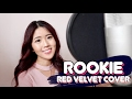 rookie 루키 by red velvet 레드벨벳 cover with instrumental thatxxrin