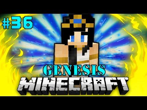 LEYLA, Königin von ÄGYPTEN?! - Minecraft Genesis #036 [Deutsch/HD]