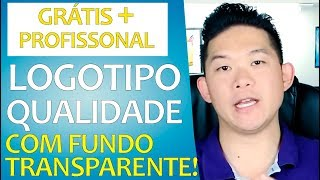 Fazer Logotipo GRÁTIS com QUALIDADE e ALTA RESOLUÇÃO (SEM ENROLAÇÃO!) | Diogo Mitsuda