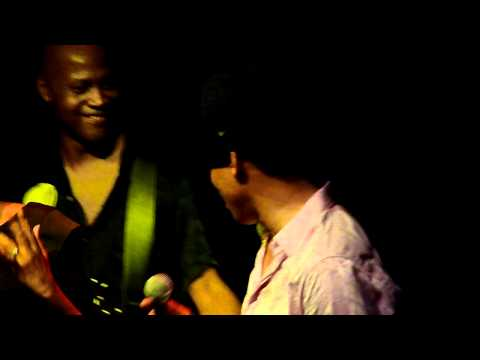 Keni Burke - Risin' to the top - Live in London 2010