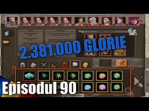 [RO].[GGE-ROMANA] #90 Inca un top 50/2,38 mil glorie!