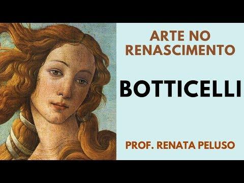 O simbolismo na obra de SANDRO BOTTICELLI