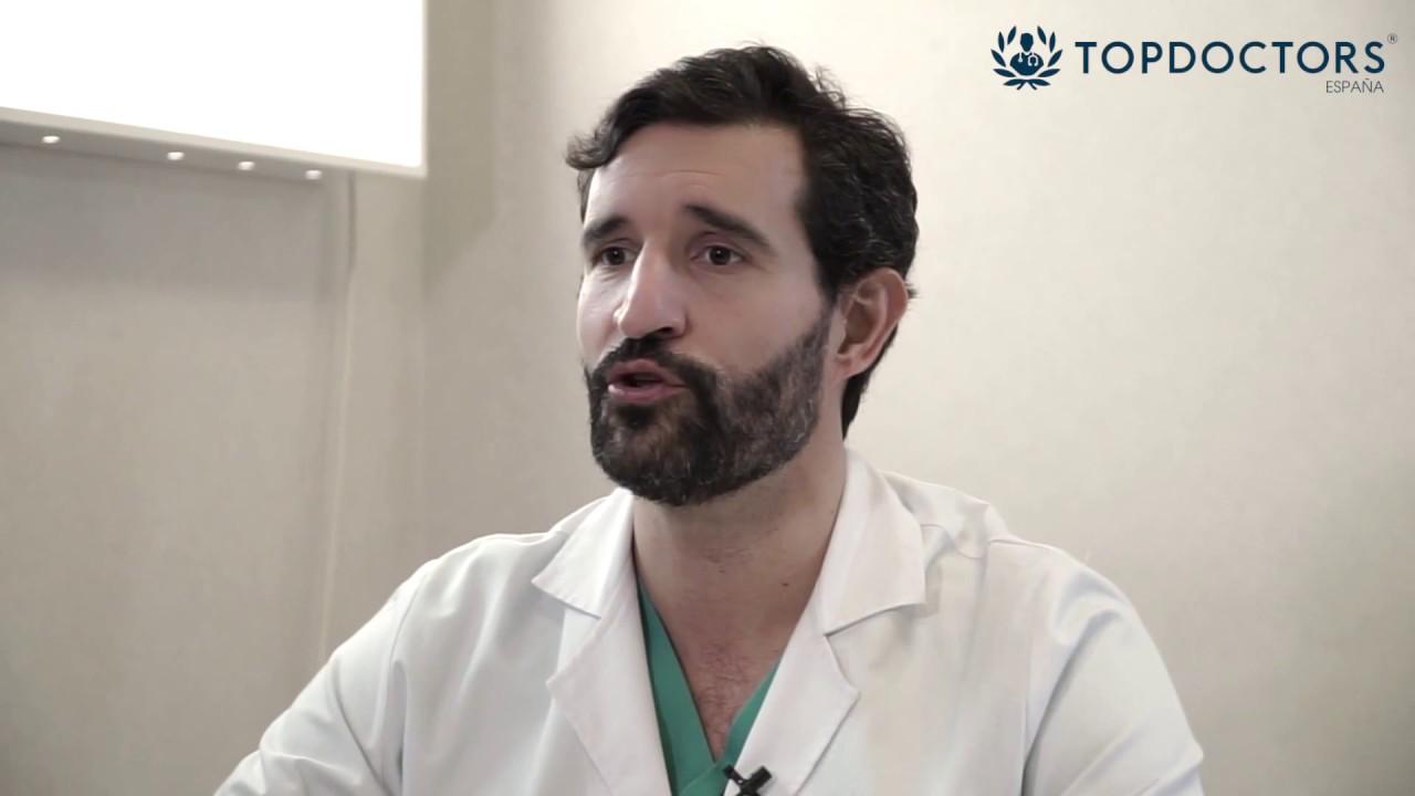 después de la cirugía de próstata turpe