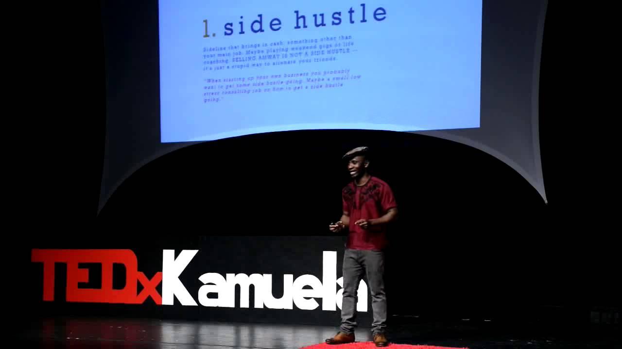 Download Entrepreneurship -- embracing the side hustle | Chike Ukaegbu | TEDxKamuela