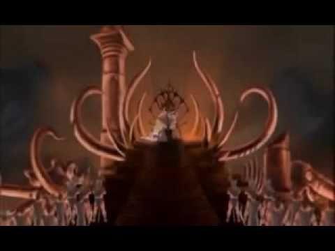Dethklok - Thunderhorse (Music Video) with lyrics