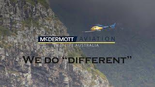 McDermott Aviation - We Do Different