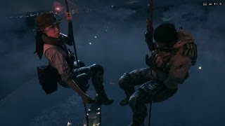 Battlefield 4 Campaign Mission 7 and Ending: Suez | PC Max Settings Ultra Graphics Gameplay