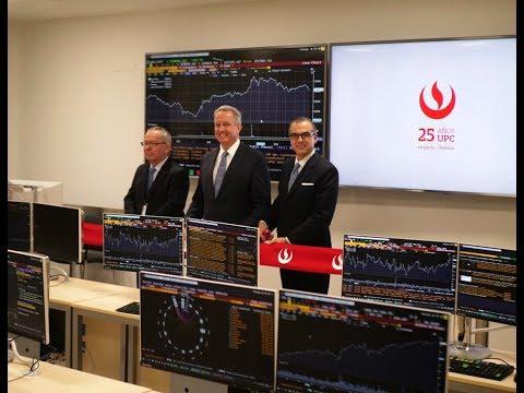 Nuevo Laborario Bloomberg en UPC