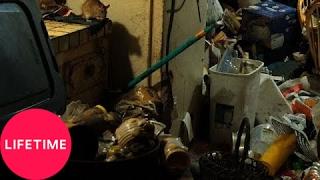 Hoarders: Family Secrets: Mary Battles a Rat Infestation (S7, E8) | Lifetime