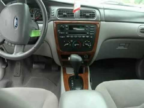 2006 Ford Taurus Youtube