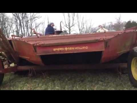 New holland 488 mower conditioner youtube new holland 488 mower conditioner fandeluxe Choice Image