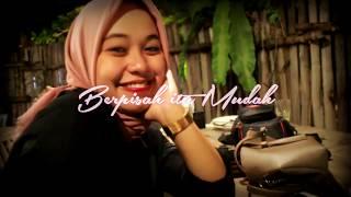 RIZKY FEBIAN - BERPISAH ITU MUDAH (Reggae Cover) | Nukude Cover