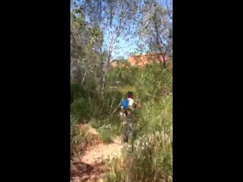 Backpacking - Palo Duro Canyons
