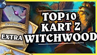 TOP10 KART Z WITCHWOOD - Hearthstone Extra
