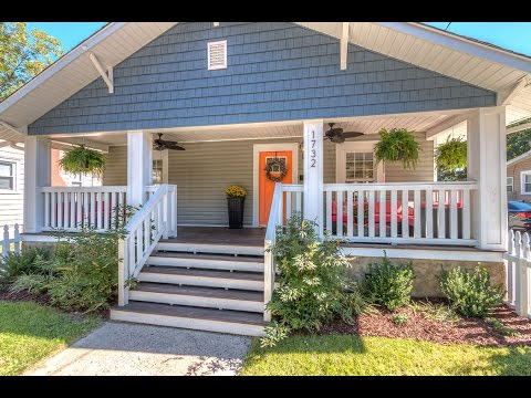 Great Arts & Craftsman Bungalow Homes