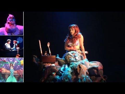 ºoº-[リトルマーメイド-アリエル]-祝スクリーンデビュー-かわいい-特集-the-little-mermaid-ariel-debut-special-video-combo