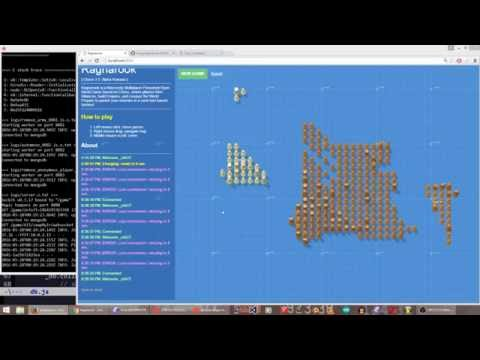 Day 23 - Live Coding M.M.O.Chess: Ragnarook - db performance test