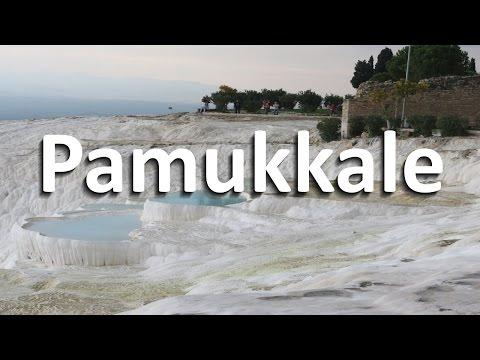 Vacation Turkey: Pamukkale - Hierapolis - HD