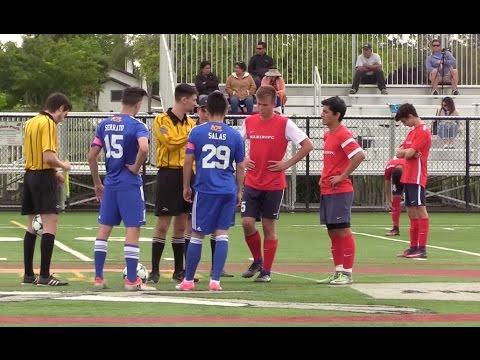2016-2017 NorCal NPL Spring / Galt FC United vs Marin FC 00 Blue