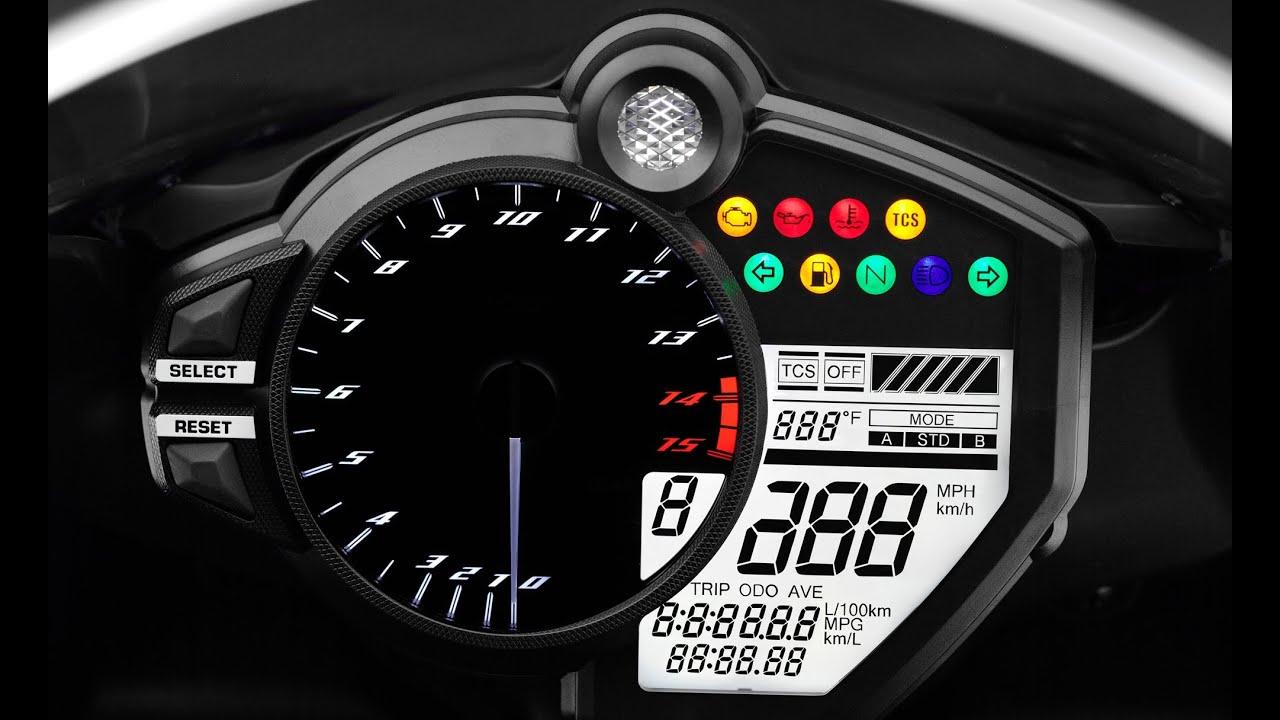 Yamaha R1 2013 - 2014 Top Speed - 288 km/h - 172 mph - YouTube