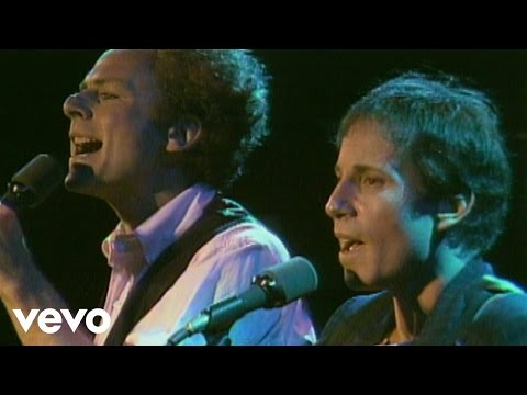 Simon & Garfunkel  The Sound of Silence from The Concert in Central Park