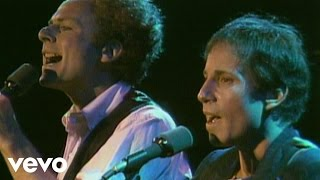 Simon amp; Garfunkel  The Sound of Silence (from The Concert in Central Park)