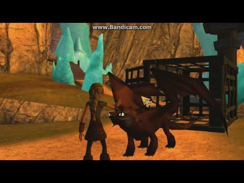 Let's play (прохождение) по игре School of dragons (sod)/1 серия