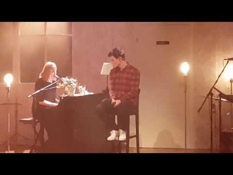 Wincent Weiss & LEA - Wohin willst du (Akustik-Konzert Dortmund)