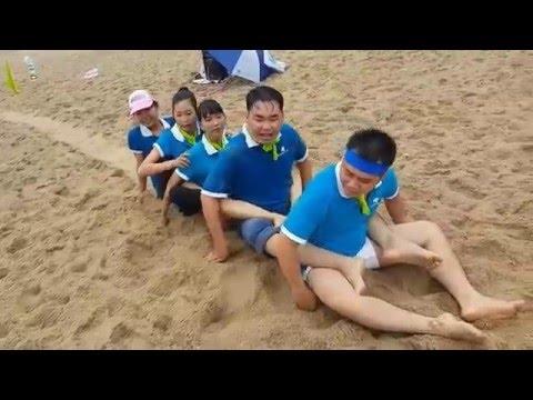 Team building Hoà Bình Sàn Q 8 – 2015 Tại Nha Trang
