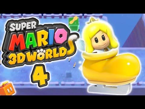 Super Mario 3D World [#04] - Wie ich Scrolling-Level hasse...!