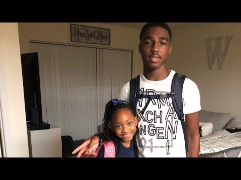 1st Week Of School Shenanigans   Black Family Vlogs