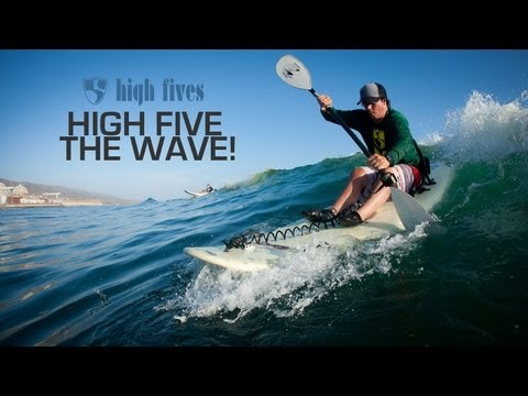 High Five the Wave!