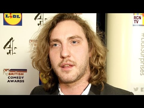 Seann Walsh Interview - Virtually Famous - British Comedy Awards 2014