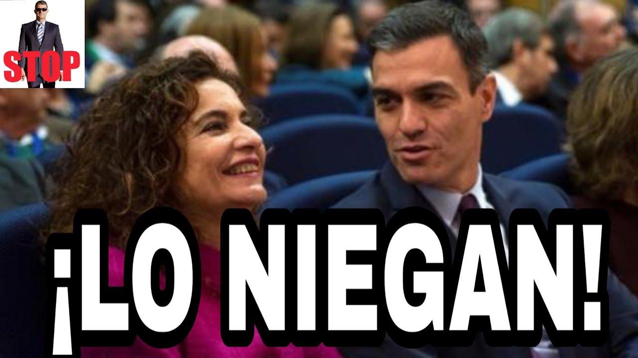 LA MINISTRA MONTERO Y PEDRO SÁNCHEZ NIEGAN LO EVIDENTE Y NOS LLAMAN POPULISTAS.
