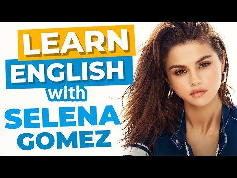 Learn English With Selena Gomez & Ellen