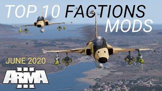 ArmA 3 Mods - Top 10 Factions Mods (June 2020)