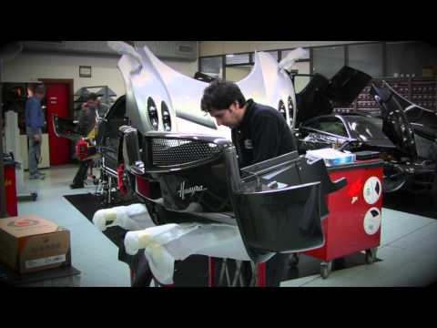 Pagani Factory, Auto Exotica Magazine, Editing by Red Lakes Video Production, LLC