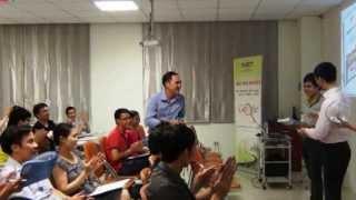 Khóa Marketing Online Master 36 tại Hà Nội