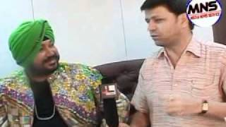 DALER MEHANDI EXCLUSIVE INTERVIEW WITH MNS EDITOR SUNIL SHARMA