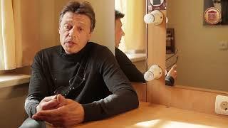 """Интерьвью с Анатолием Лобоцким. Поздравление с юбилеем СМС """"Юнион"""""""