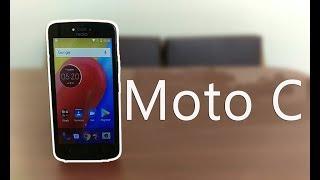 Moto C review español