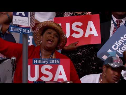 Reverend William Barber at DNC 2016