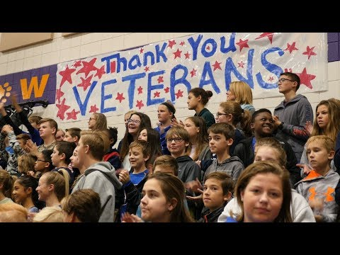 Rockwood Veterans Day 2017