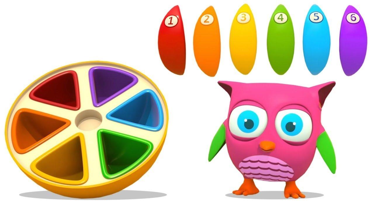 Развивающие мультики для малышей Совенок Хоп Хоп - Сборник 4 @Совенок Хопхоп