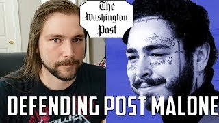 Defending Post Malone   Mike The Music Snob Reacts