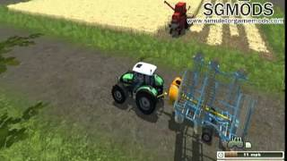 Farming Simulator 2013 - Gregoire Besson Special Cultivator download