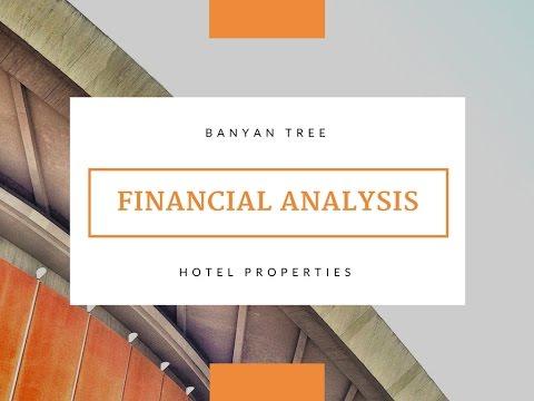 Financial Analysis of Banyan Tree and Hotel Properties