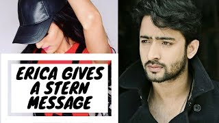 Kuch Rang Pyar Ke Aise Bhi Star - Erica Fernandes Gives a Stern Message